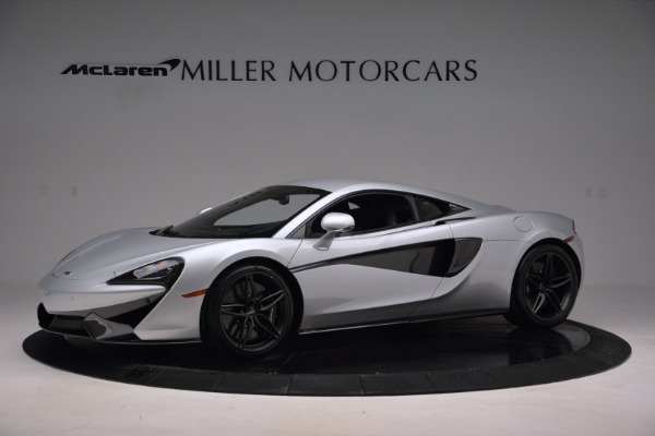 Used 2017 McLaren 570S Coupe for sale $149,900 at Bugatti of Greenwich in Greenwich CT 06830 2