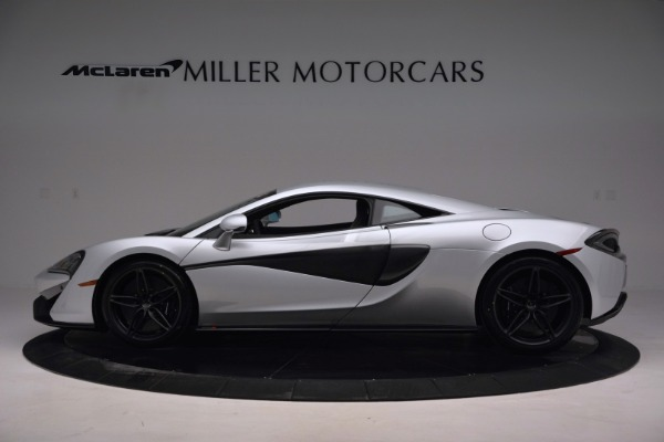 Used 2017 McLaren 570S for sale Sold at Bugatti of Greenwich in Greenwich CT 06830 3