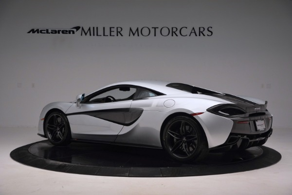 Used 2017 McLaren 570S Coupe for sale $149,900 at Bugatti of Greenwich in Greenwich CT 06830 4