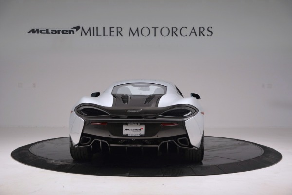 Used 2017 McLaren 570S for sale Sold at Bugatti of Greenwich in Greenwich CT 06830 6