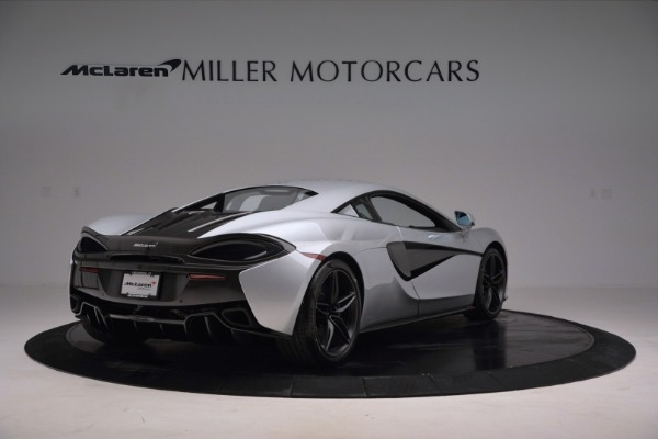 Used 2017 McLaren 570S Coupe for sale $149,900 at Bugatti of Greenwich in Greenwich CT 06830 7