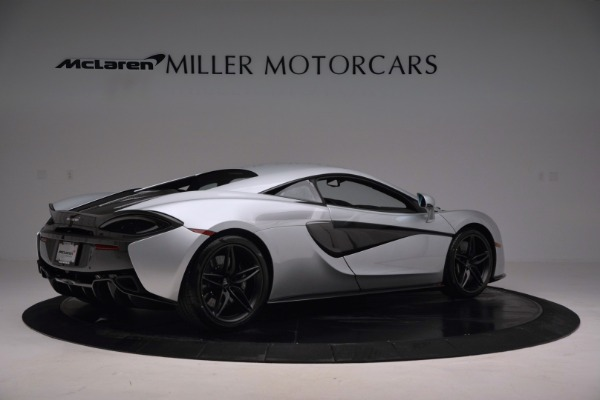 Used 2017 McLaren 570S Coupe for sale $149,900 at Bugatti of Greenwich in Greenwich CT 06830 8