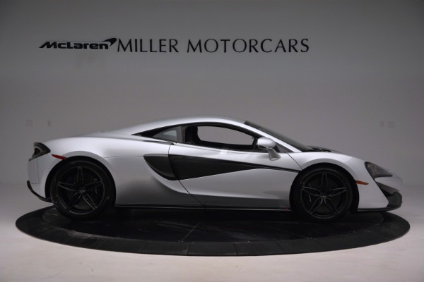 Used 2017 McLaren 570S Coupe for sale $149,900 at Bugatti of Greenwich in Greenwich CT 06830 9