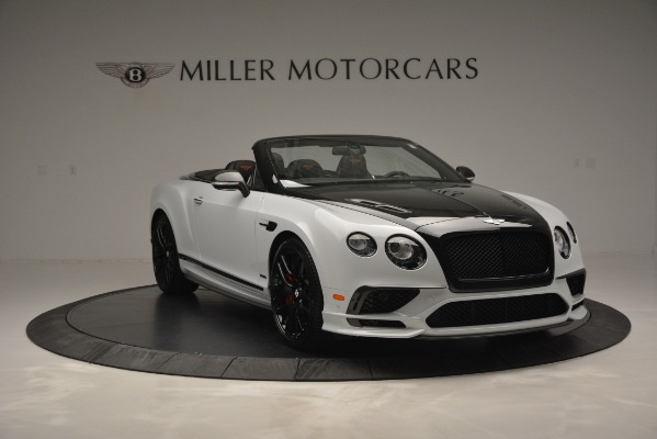 New 2018 Bentley Continental GT Supersports Convertible for sale Sold at Bugatti of Greenwich in Greenwich CT 06830 11