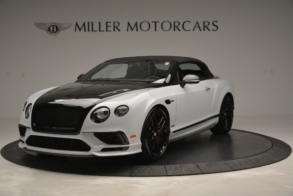 New 2018 Bentley Continental GT Supersports Convertible for sale Sold at Bugatti of Greenwich in Greenwich CT 06830 13