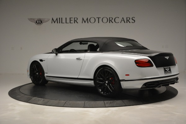 New 2018 Bentley Continental GT Supersports Convertible for sale Sold at Bugatti of Greenwich in Greenwich CT 06830 14