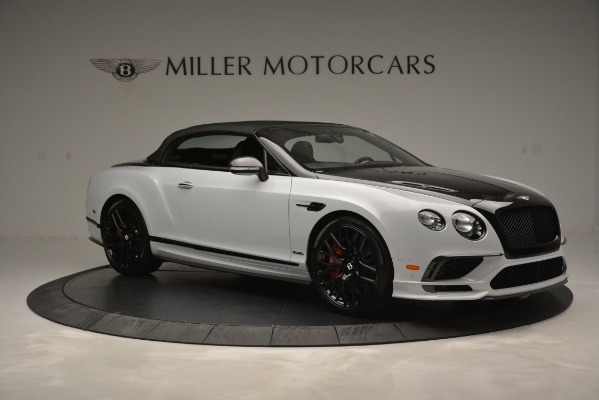 New 2018 Bentley Continental GT Supersports Convertible for sale Sold at Bugatti of Greenwich in Greenwich CT 06830 16