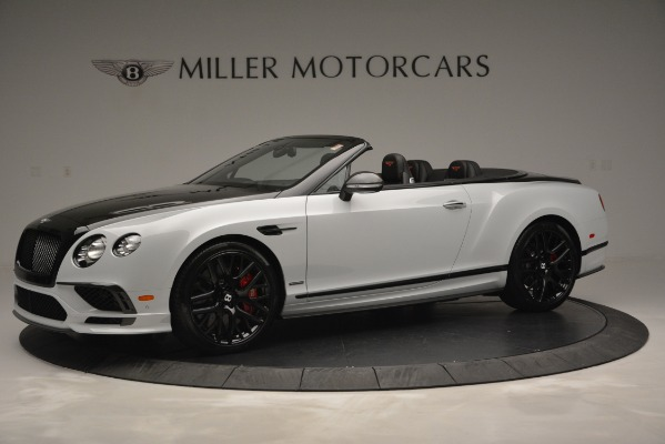 New 2018 Bentley Continental GT Supersports Convertible for sale Sold at Bugatti of Greenwich in Greenwich CT 06830 2