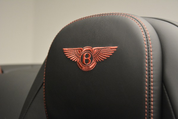 New 2018 Bentley Continental GT Supersports Convertible for sale Sold at Bugatti of Greenwich in Greenwich CT 06830 24