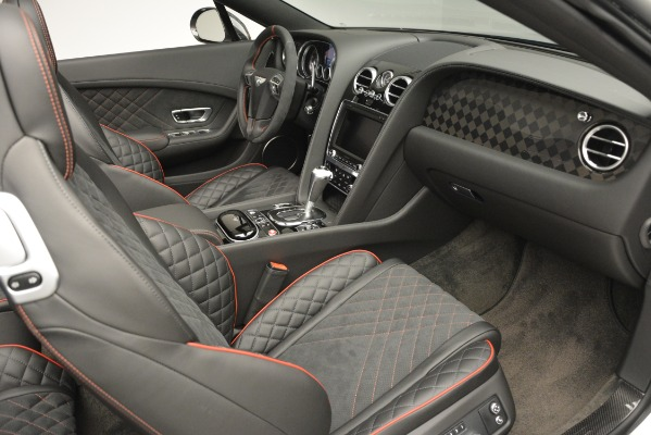 New 2018 Bentley Continental GT Supersports Convertible for sale Sold at Bugatti of Greenwich in Greenwich CT 06830 26