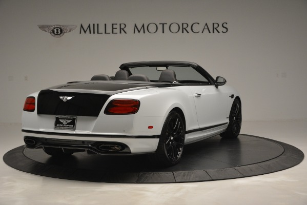 New 2018 Bentley Continental GT Supersports Convertible for sale Sold at Bugatti of Greenwich in Greenwich CT 06830 7