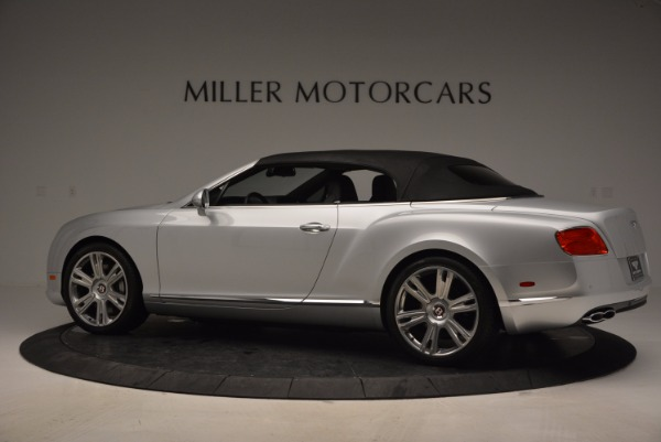 Used 2013 Bentley Continental GT V8 for sale Sold at Bugatti of Greenwich in Greenwich CT 06830 16