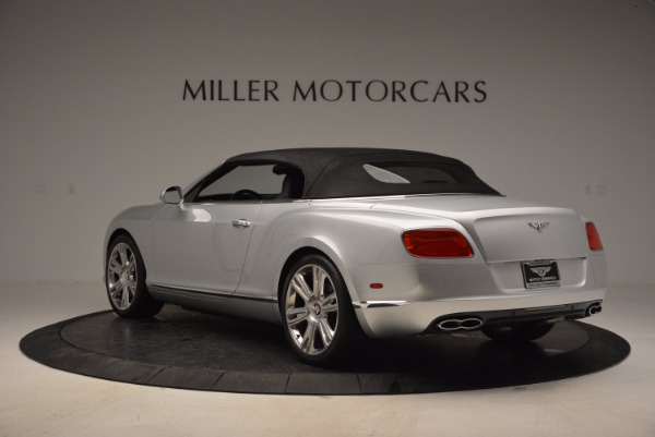 Used 2013 Bentley Continental GT V8 for sale Sold at Bugatti of Greenwich in Greenwich CT 06830 17