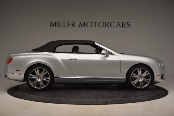 Used 2013 Bentley Continental GT V8 for sale Sold at Bugatti of Greenwich in Greenwich CT 06830 21