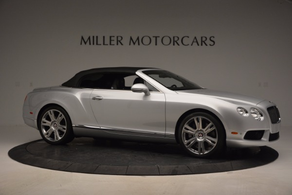 Used 2013 Bentley Continental GT V8 for sale Sold at Bugatti of Greenwich in Greenwich CT 06830 22