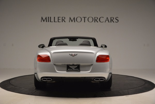 Used 2013 Bentley Continental GT V8 for sale Sold at Bugatti of Greenwich in Greenwich CT 06830 6