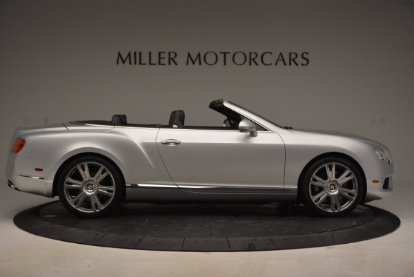 Used 2013 Bentley Continental GT V8 for sale Sold at Bugatti of Greenwich in Greenwich CT 06830 9