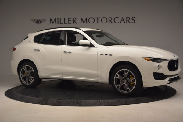 New 2017 Maserati Levante S Q4 for sale Sold at Bugatti of Greenwich in Greenwich CT 06830 10