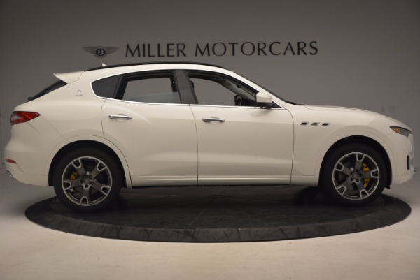 New 2017 Maserati Levante S Q4 for sale Sold at Bugatti of Greenwich in Greenwich CT 06830 9