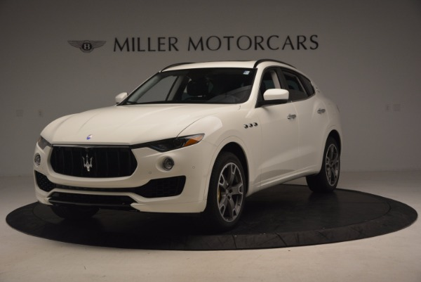 New 2017 Maserati Levante S Q4 for sale Sold at Bugatti of Greenwich in Greenwich CT 06830 1