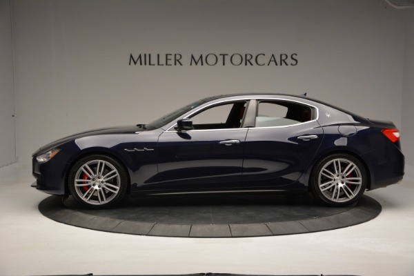 New 2017 Maserati Ghibli S Q4 for sale Sold at Bugatti of Greenwich in Greenwich CT 06830 3