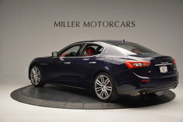 New 2017 Maserati Ghibli S Q4 for sale Sold at Bugatti of Greenwich in Greenwich CT 06830 5