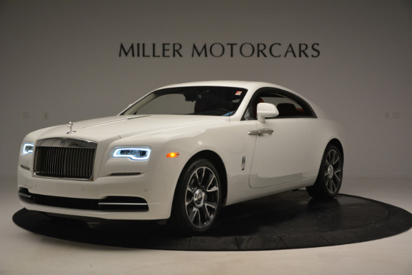 New 2017 Rolls-Royce Wraith for sale Sold at Bugatti of Greenwich in Greenwich CT 06830 2