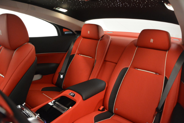 New 2017 Rolls-Royce Wraith for sale Sold at Bugatti of Greenwich in Greenwich CT 06830 23