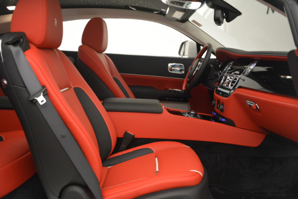 New 2017 Rolls-Royce Wraith for sale Sold at Bugatti of Greenwich in Greenwich CT 06830 25