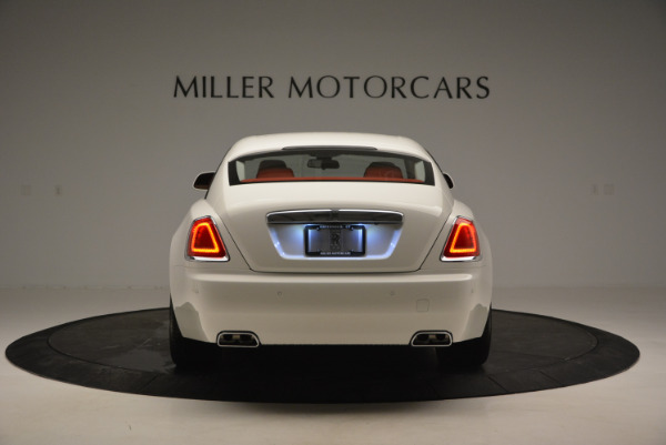 New 2017 Rolls-Royce Wraith for sale Sold at Bugatti of Greenwich in Greenwich CT 06830 8