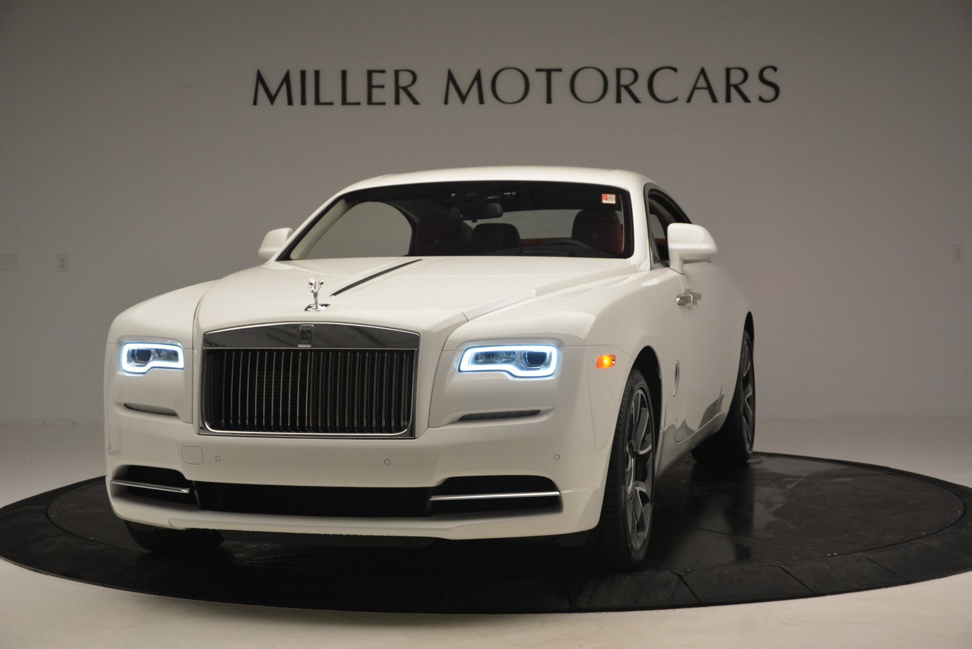New 2017 Rolls-Royce Wraith for sale Sold at Bugatti of Greenwich in Greenwich CT 06830 1