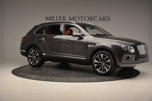 Used 2017 Bentley Bentayga W12 for sale Call for price at Bugatti of Greenwich in Greenwich CT 06830 10