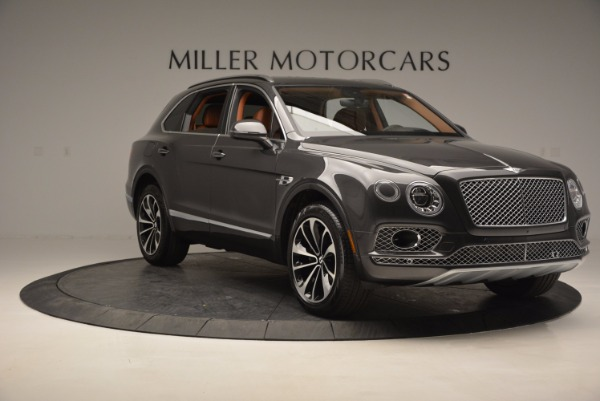 New 2017 Bentley Bentayga for sale Sold at Bugatti of Greenwich in Greenwich CT 06830 11