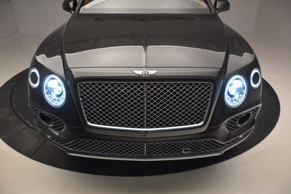 New 2017 Bentley Bentayga for sale Sold at Bugatti of Greenwich in Greenwich CT 06830 19