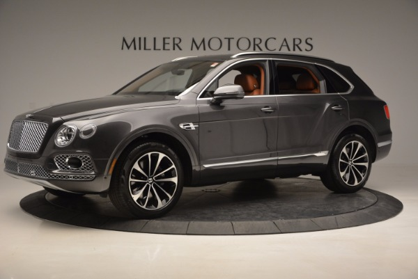 Used 2017 Bentley Bentayga W12 for sale Call for price at Bugatti of Greenwich in Greenwich CT 06830 2