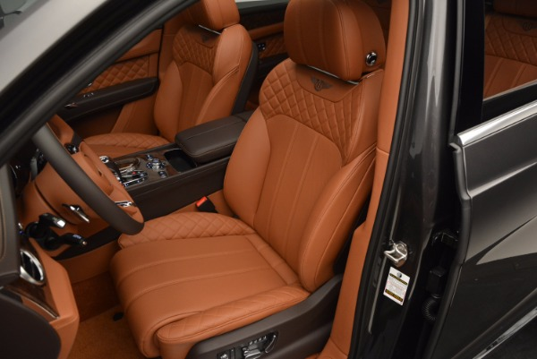 New 2017 Bentley Bentayga for sale Sold at Bugatti of Greenwich in Greenwich CT 06830 24