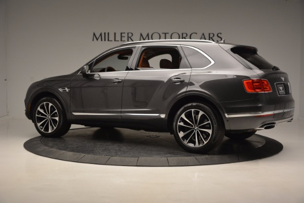 New 2017 Bentley Bentayga for sale Sold at Bugatti of Greenwich in Greenwich CT 06830 4