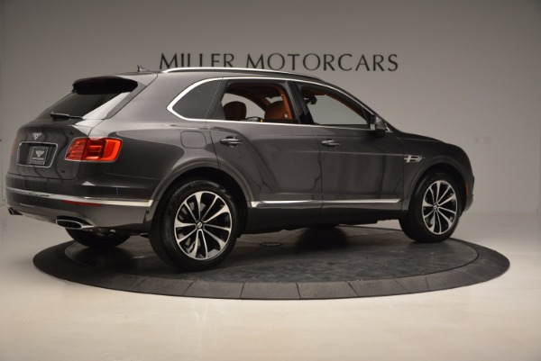 New 2017 Bentley Bentayga for sale Sold at Bugatti of Greenwich in Greenwich CT 06830 8