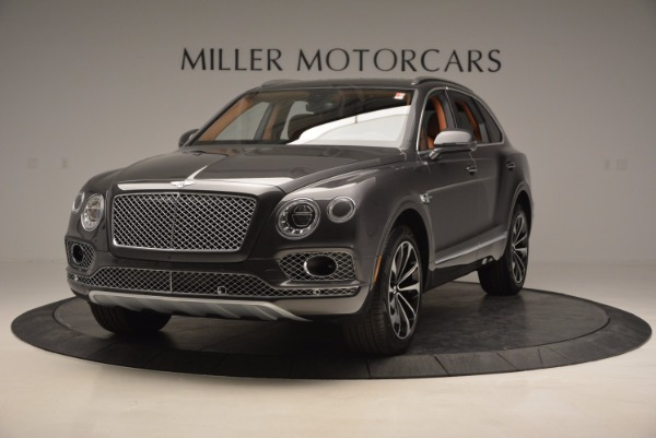 Used 2017 Bentley Bentayga W12 for sale Call for price at Bugatti of Greenwich in Greenwich CT 06830 1