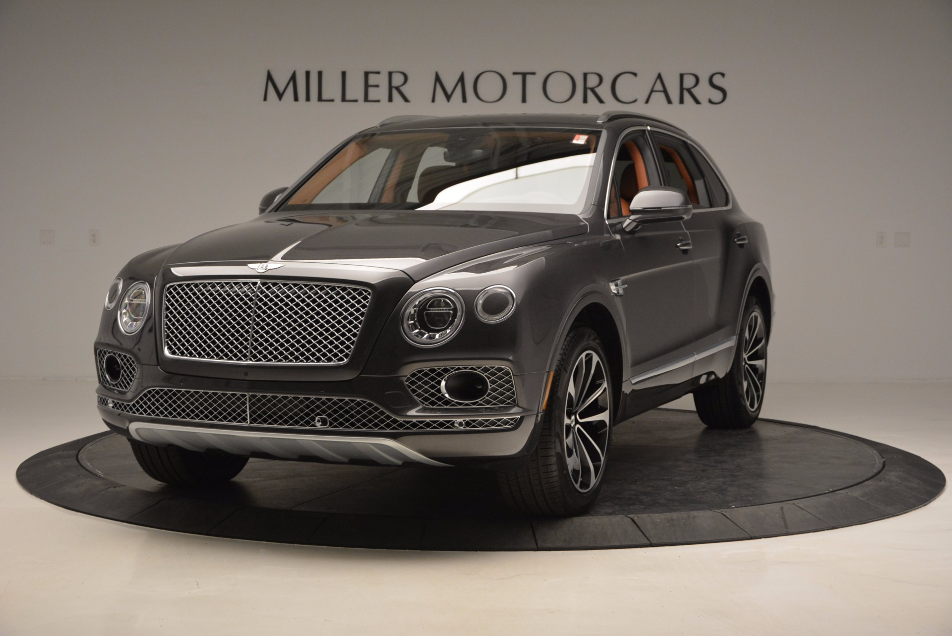 New 2017 Bentley Bentayga for sale Sold at Bugatti of Greenwich in Greenwich CT 06830 1