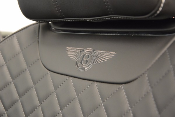 Used 2017 Bentley Bentayga for sale Sold at Bugatti of Greenwich in Greenwich CT 06830 28