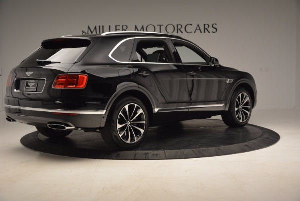 Used 2017 Bentley Bentayga for sale Sold at Bugatti of Greenwich in Greenwich CT 06830 8