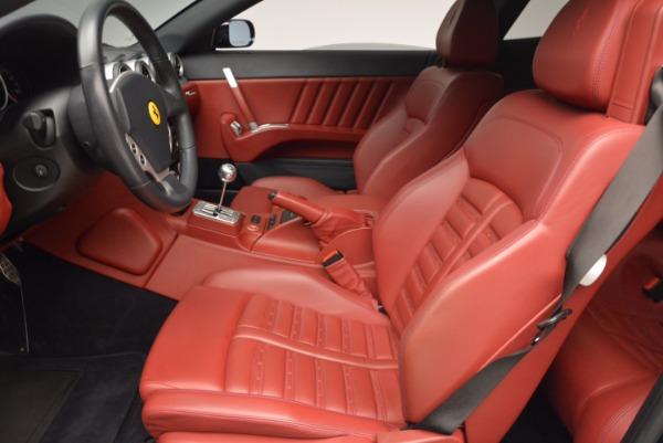 Used 2005 Ferrari 612 Scaglietti 6-Speed Manual for sale Sold at Bugatti of Greenwich in Greenwich CT 06830 14