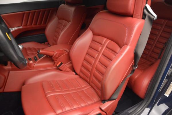 Used 2005 Ferrari 612 Scaglietti 6-Speed Manual for sale Sold at Bugatti of Greenwich in Greenwich CT 06830 15