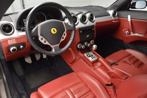 Used 2005 Ferrari 612 Scaglietti 6-Speed Manual for sale Sold at Bugatti of Greenwich in Greenwich CT 06830 2