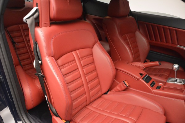 Used 2005 Ferrari 612 Scaglietti 6-Speed Manual for sale Sold at Bugatti of Greenwich in Greenwich CT 06830 20