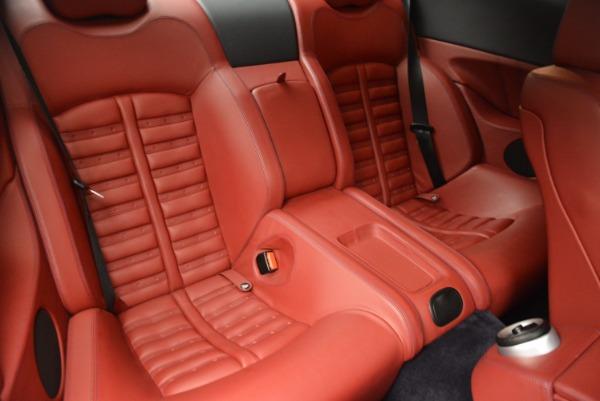 Used 2005 Ferrari 612 Scaglietti 6-Speed Manual for sale Sold at Bugatti of Greenwich in Greenwich CT 06830 21