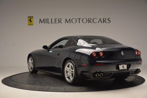 Used 2005 Ferrari 612 Scaglietti 6-Speed Manual for sale Sold at Bugatti of Greenwich in Greenwich CT 06830 6