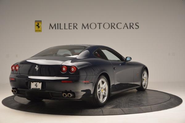 Used 2005 Ferrari 612 Scaglietti 6-Speed Manual for sale Sold at Bugatti of Greenwich in Greenwich CT 06830 8