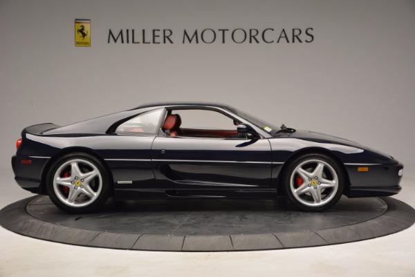 Used 1999 Ferrari 355 Berlinetta for sale Sold at Bugatti of Greenwich in Greenwich CT 06830 10